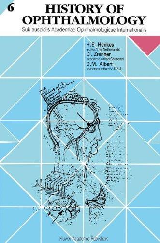 History of Ophthalmology: Sub auspiciis Academiae Ophthalmologicae Internationalis (English Edition)