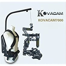 DHL KOVACAM EASYRIG 1-8kg bear video cameras easy rig for dslr DJI Ronin M 3 AXIS gimbal stabilizer Gyroscope Gyro steadicam vest