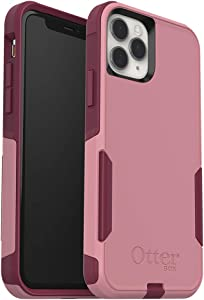 OtterBox COMMUTER SERIES Case for iPhone 11 Pro - CUPIDS WAY (ROSEMARINE PINK/RED PLUM)