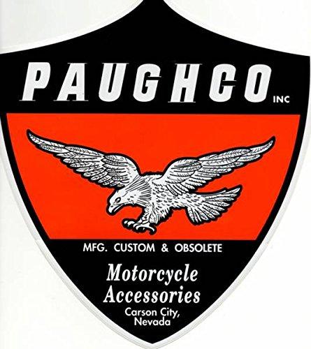 Paughco Tail Pipe Extension Slash Cut 607S