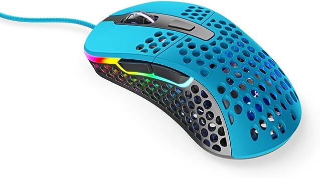 Xtrfy M4 Rgb Gaming Maus Miami Blue Elektronik