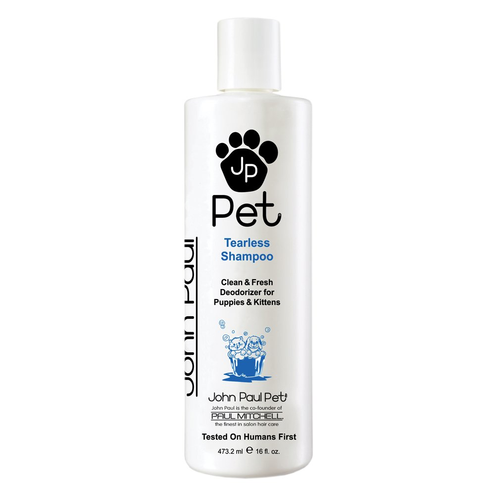 John Paul Pet Tearless Shampoo 16oz