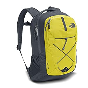 The North Face Jester Backpack - Acid Yellow/Turbulence Grey - One Size  (Past