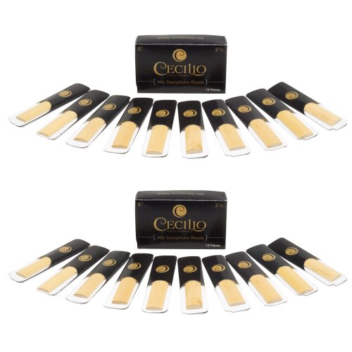 Cecilio REEDSx2 AS Alto Saxophone Reed product image