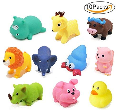 Juguetes de ba o para beb s 10 pc juguetes de agua suav - Juguetes bano bebe ...