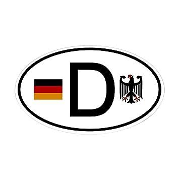 D Bumper Sticker