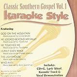 Music : Daywind Karaoke Style: Classic Southern Gospel Vol. 1