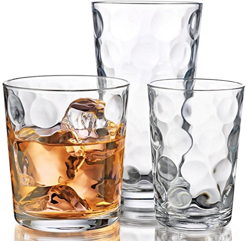 Buy plastic glassware