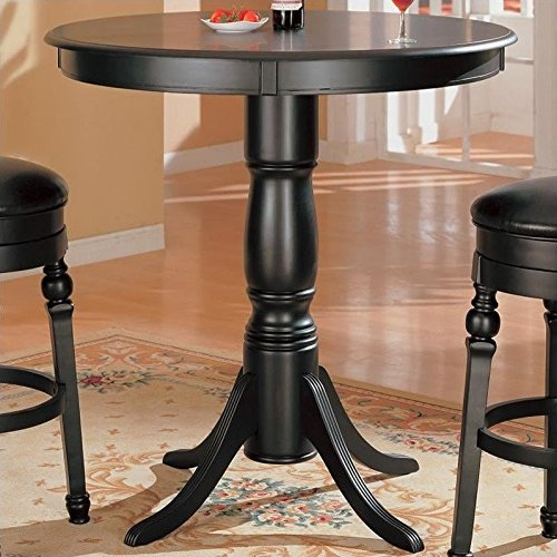 Coaster Bar Table Top Box 1 Of 2-Black by Coaster Home Furnishings