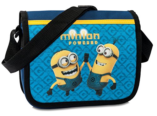 cm Kindertasche Kinder Minions 0450 Sporttasche Blau 3 20355 L 23 xYnnFHS