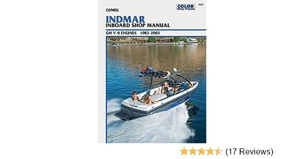 Indmar Marine Engine Parts Diagram