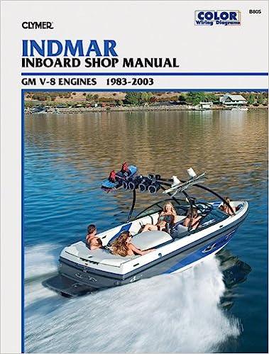 Descargar Libros Para Ebook Indmar Inboard Shop Manual Gm V-8 Engines 1983-2003 Leer PDF