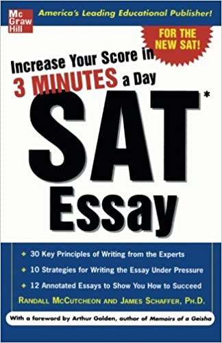 If I didn't finish my SAT essay, how will my score be affected?