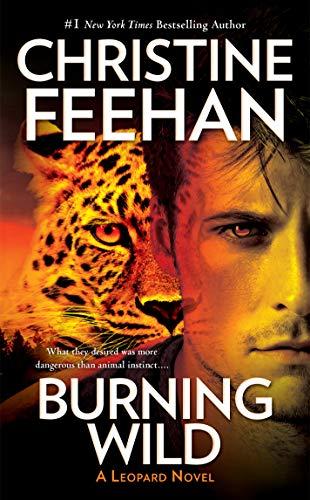 (Burning Wild (A Leopard Novel Book 3))
