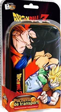 ACCESSORIO CARRY BAG DELUXE KIT DRAGONBALL Z DSI/D: Amazon.es ...