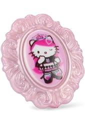 "TARINA TARANTINO Hello Kitty ""Pink Head"" Portrait Adjustable Framed Queen Ring"