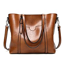 Tibes Large Travel Handbag Women Tote Purse Satchel Messenger Bag