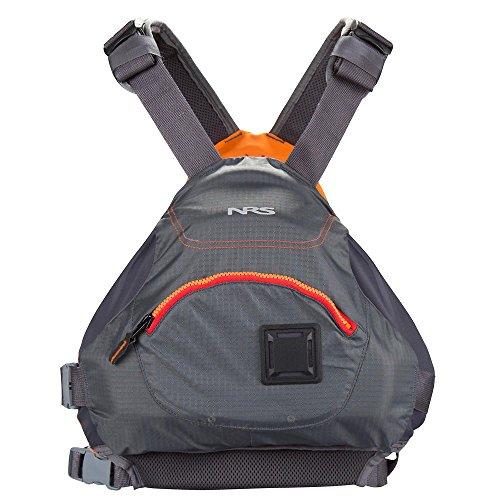 NRS Ninja PFD Charcoal L/XL (Nrs Life Jacket)