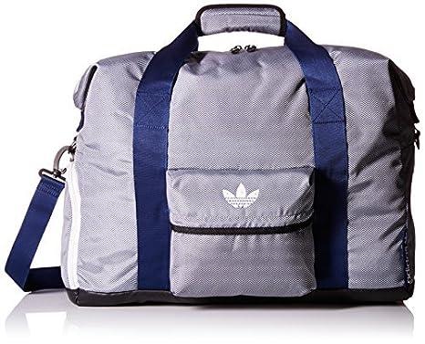 aa0402138e90 adidas Unisex Originals premium classic duffel bag