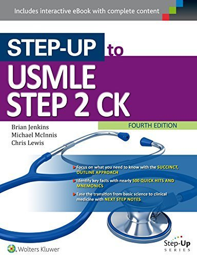 Step-Up to USMLE Step 2 CK by Michael McInnis (2015-11-01)