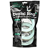Omega Paw Solutionss Dental Ring, Large, Green