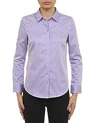 Robert Graham Evangeline-L/S Woven Shirt Lilac