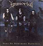 Sons of Northern Darkness (Digipack) by Immortal (2002-02-04)