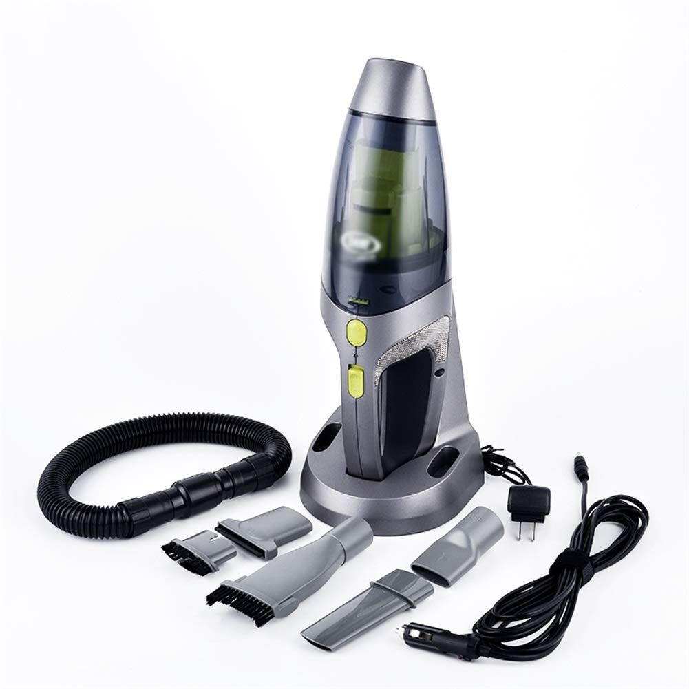 GXFC Car Vacuum Cleaner,for Home/Car High-Power Car Portable Wireless Dust Collector