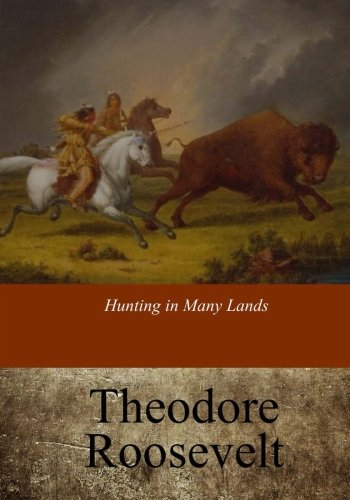 Hunting in Many Lands ePub fb2 ebook
