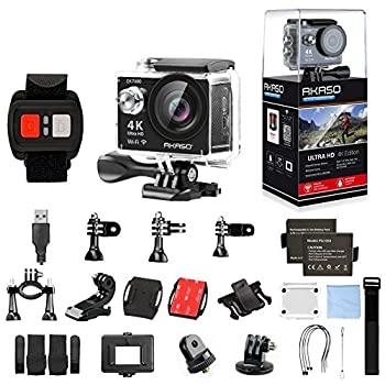 Akaso Ek7000 4k Wifi Sports Action Camera Ultra Hd Waterproof Dv Camcorder 12mp 170 Degree Wide Angle 6
