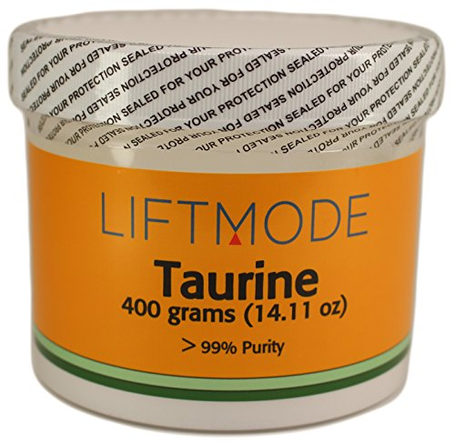 Taurine - 400 Grams (14.11 Oz) - 99+% Pure - FBLM