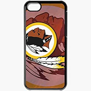 Personalized iPhone 5C Cell phone Case/Cover Skin 1431 washington redskins 0 Black by supermalls