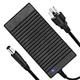 DELL Notebook AC Power Adapter Replacement, 180W 19.5V 7.4x5.0mm AC Adapter for Dell Alienware M14X M15X M17X;Dell Precision M4600 M6300 M6400;Dell XPS 17 - L702X M1730 M1730N (19.5V 9.5A 7.4x5.0mm)