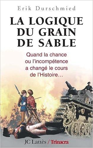 Read La Logique du grain de sable : quand la chance ou l'incompétence a changé le cours de l'Histoire pdf, epub ebook