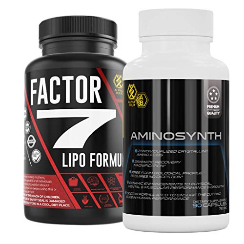 Muscle Growth Weight Loss Stack 21 Essential Amino Acids, BCAA Stamina Booster Amino Complex for Prolific Keto…