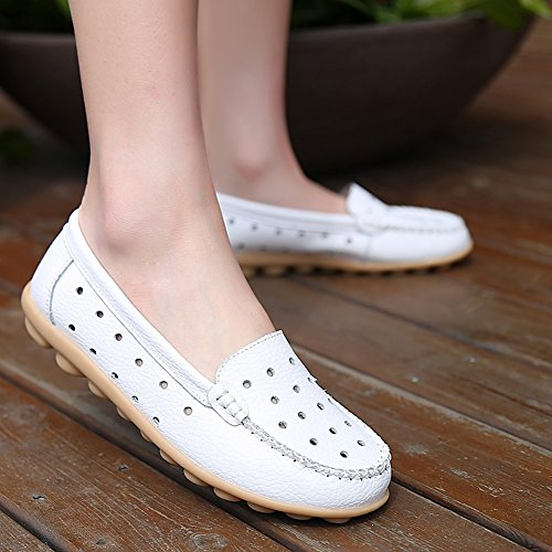 Available Casual Slip Color Colors Toe Flats Outdoor Size Round On Shoes More Can Flat T Heel 41 SHINIK Comfort Women's PE4qwaZ