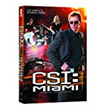 CSI: Miami - The Complete Third Season