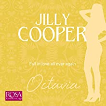 Octavia Audiobook by Jilly Cooper Narrated by Anna Parker-Naples