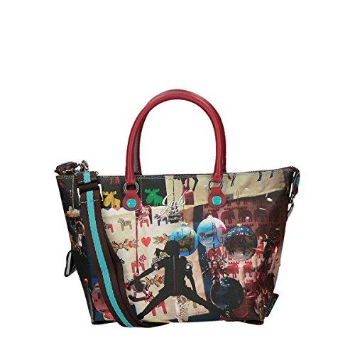 Gabs G3 Studio handbag flat medium transformable multicolor