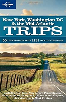 Book cover: New York, Washington DC & the Mid-Atlantic Trips