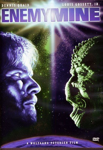 DVD : Enemy Mine (, Repackaged, Widescreen)