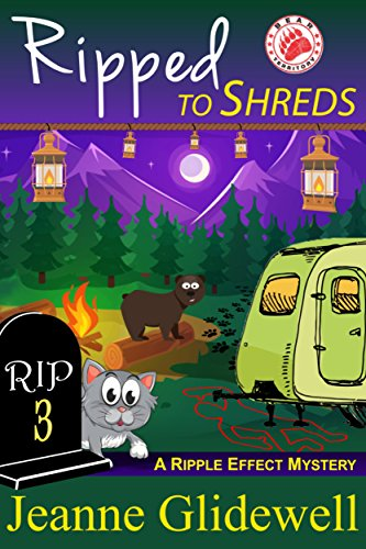 Ripped To Shreds (A Ripple Effect Cozy Mystery, Book 3)