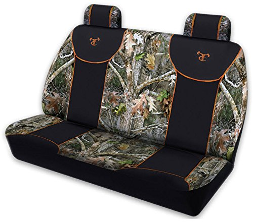 Custom Accessories True Timber Kanti Camo Bench Seat Cover (13907)