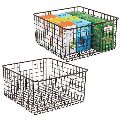 wire baskets for storage - 3