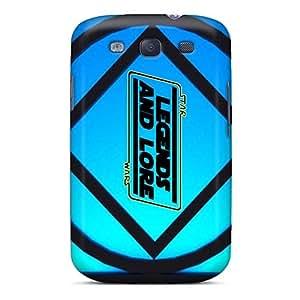 Samsung Galaxy S3 DHS12983Tlug Custom Lifelike Inside Out Image Shock Absorption Hard Phone Cover -RudyPugh