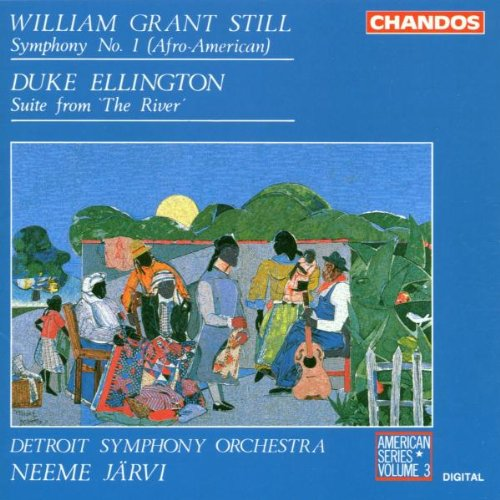 william grant still essay William grant still's afro-american symphony was the first symphony by an african-american composer to be performed by a major american orchestra true william grant still wrote film and tv music as well as operas and symphonies.