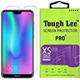 ToughLee® Tempered Glass Screen Guard Gorilla Protector for Honor 9N (Transparent)