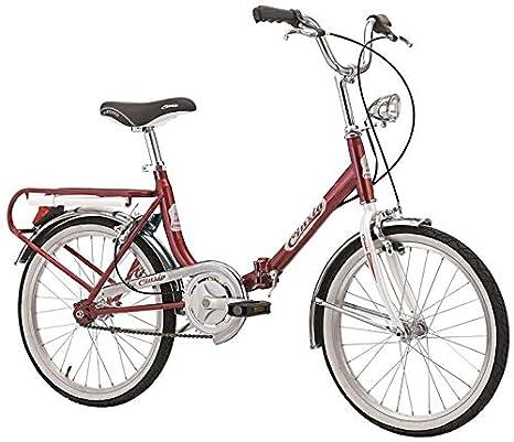 Bici Pieghevole Cinzia 20.Cicli Cinzia Bicicletta 20 Pieghevole Firenze Senza Cambio