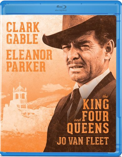 King & Four Queens [Blu-ray]