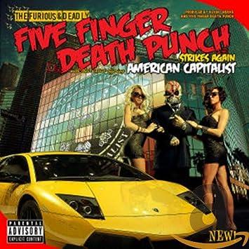 five finger death punch american capitalist album download free